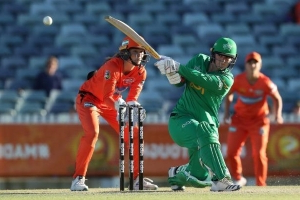 Melbourne Stars scorch Perth on the back of Lee ton
