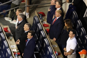 Report: RNC paid face value for Donald Trump's box seats for Game 5 of the World Series