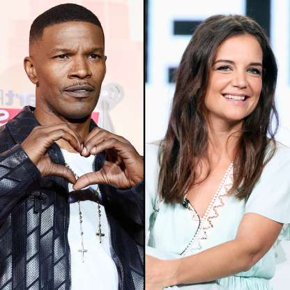 "Slide 1 of 24: Katie Holmes and Jamie Foxx put their love on display after years of keeping their romance under wraps. As exclusively reported by Us Weekly, Holmes is ""tired of playing this hiding game"" after first getting cozy with the Oscar winner years ago in October 2013. Six years, later, however Us confirmed that the Dawson's Creek alum ended things with Foxx. Scroll through to revisit their relationship timeline:"