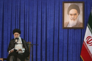 Iran's Khamenei renews ban on talks with U.S