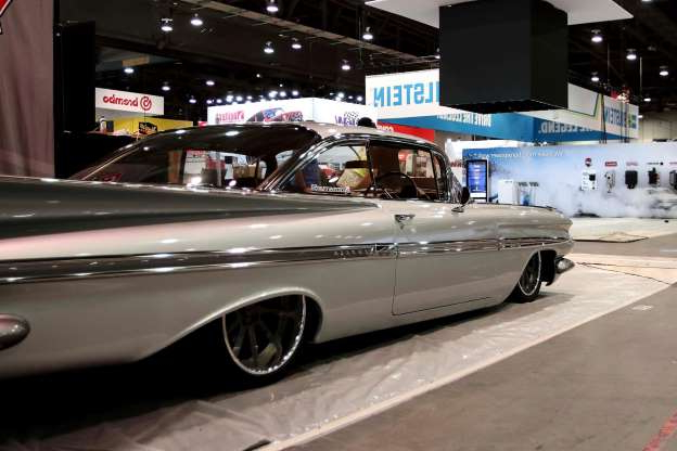 Slide 10 of 62: 010-SEMA-2019-First-Look-Indoors.jpg