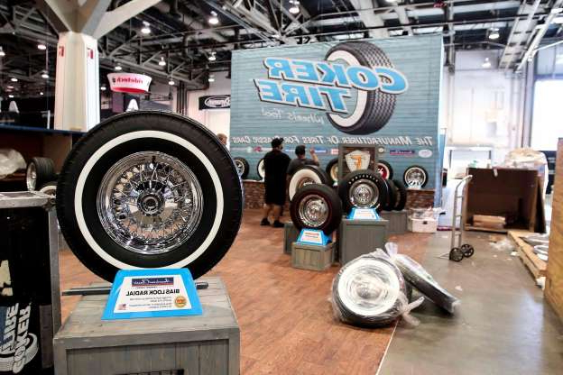 Slide 13 of 62: 013-SEMA-2019-First-Look-Indoors.jpg