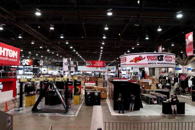 Slide 18 of 62: 018-SEMA-2019-First-Look-Indoors.jpg