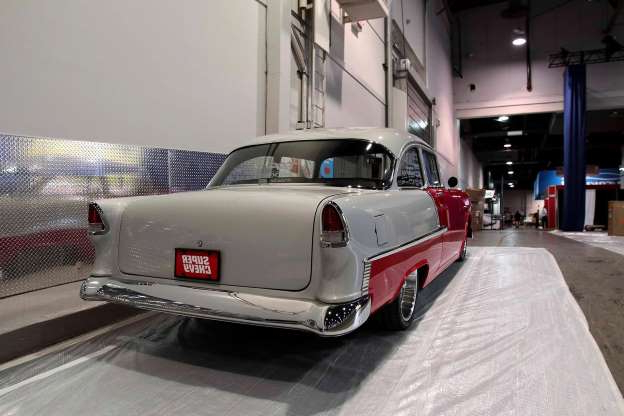 Slide 19 of 62: 019-SEMA-2019-First-Look-Indoors.jpg