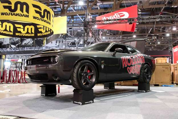 Slide 7 of 62: 007-SEMA-2019-First-Look-Indoors.jpg