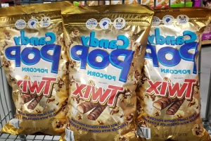 Twix-Flavored Popcorn Is Here To Make Movie Nights So Much Better