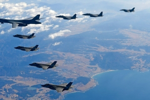 U.S., South Korea to Suspend Joint Air Drill Again, Yonhap Says
