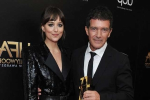 Dakota Johnson's Tribute to Former Stepdad Antonio Banderas Will Leave You In Tears