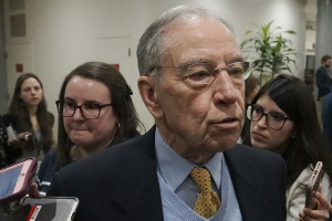 Grassley: Up to whistleblower to reveal identity