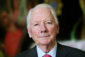 Legendary broadcaster Gay Byrne has died, aged 85