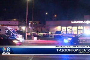 Man stabbed in parking lot after an altercation in shopping center