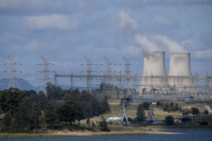 New power plant fires up in Adelaide.