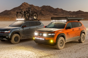 VW brings lifted Atlas concepts and GLI to SEMA