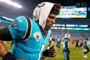 Cam Newton's trip to IR forces Panthers to confront three questions sooner than expected