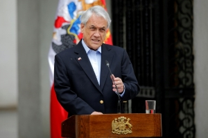 Chile leader Pinera says will not resign over protests