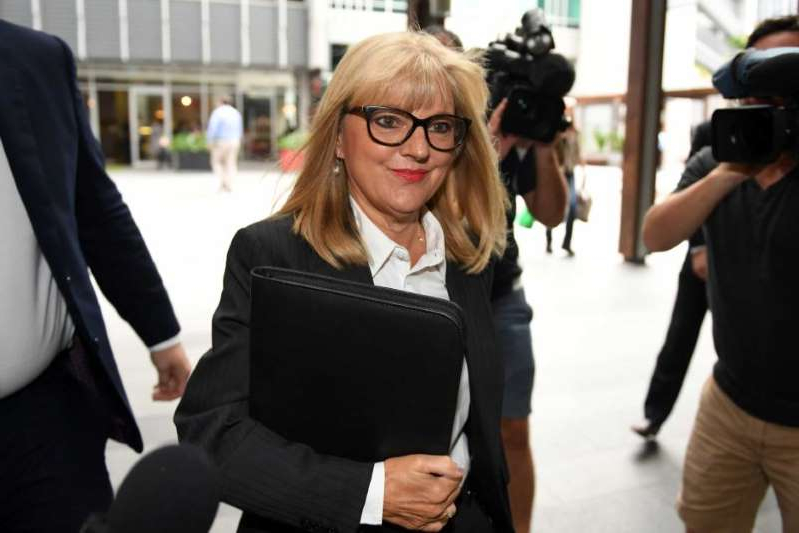 Gold Coast Deputy Mayor Donna Gates refuses to comment on a ruling handed down by the Office of the Independent Assessor made public this week.