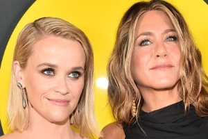 Jennifer Aniston And Reese Witherspoon Bemused By This Morning's Most Ridiculous Moments