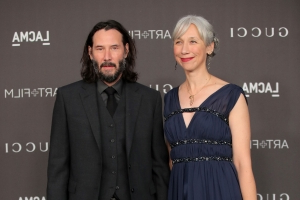 Keanu Reeves holds hands with Alexandra Grant as the Internet swoons, plus more news