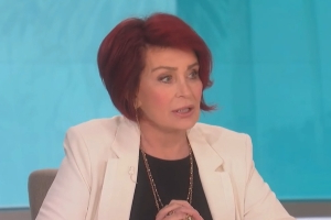 Sharon Osbourne Comes Out Against John Legend Reimagining 'Baby, It's Cold Outside' With New Lyrics