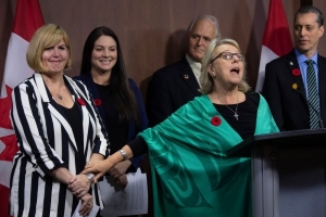 As 'the tortoise' of Canadian politics, Green Party confident of future