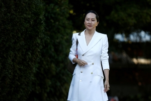 China urges re-elected Canadian government to free Huawei executive Meng Wanzhou