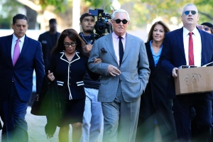 Former Trump adviser Steve Bannon expected to testify against Roger Stone