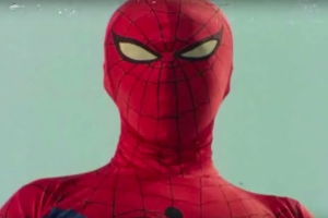 Japanese Spider-Man will apparently be in Spider-Man: Into the Spider-Verse sequel