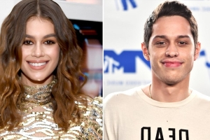 Pete Davidson and Kaia Gerber Seen Driving Around Malibu Together amid Dating Rumors