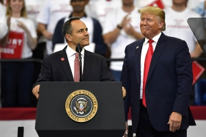 Trump's allies downplay his failure to be a closer for Bevin