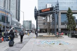 TV shoot at the site of the Yonge Street van attack cancelled