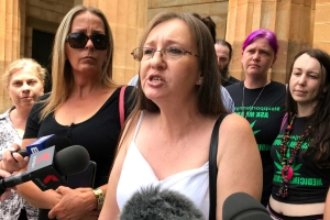 Cannabis oil advocate Jenny Hallam spared conviction for supplying medicinal cannabis