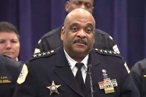 Chicago Police Superintendent Eddie Johnson to announce retirement Thursday, sources say
