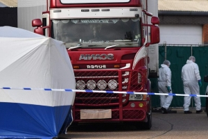 Essex lorry deaths: Families notified as police formally identify all 39 victims