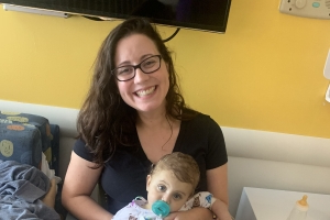How this mom group helped crowdsource an organ to save a baby's life