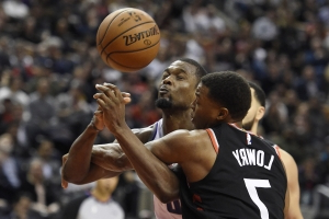 Lowry, Siakam lead Raptors over Kings 124-120 to stay undefeated at home