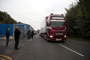 Police say all 39 people found dead in UK truck were Vietnamese