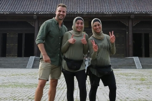 Rowah and Amani overwhelmed by support from Amazing Race fans
