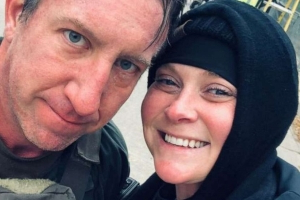 Sergeant runs 15K in SWAT gear, saves a life and gets engaged in 1 day