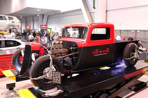 Slide 33 of 125: 033-2019-sema-show-hot-rod-photo-gallery.jpg