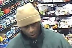 Suspect sought in Dormont theater, gas station robberies