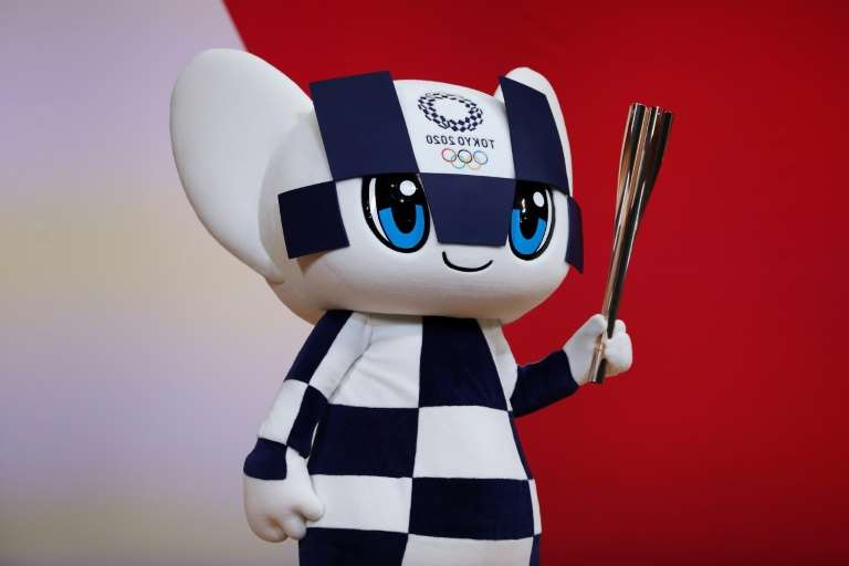 a close up of a stuffed toy: Officials said they were concerned about an apparent slowing in enthusiasm for Tokyo 2020 tickets