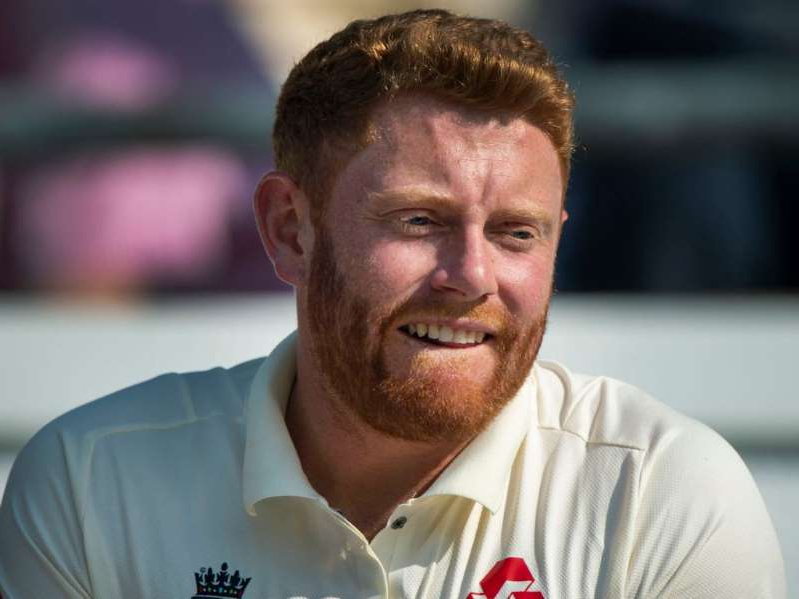Jonny Bairstow who is smiling and looking at the camera: Bairstow has an average of 35.26 with the bat in 69 Tests