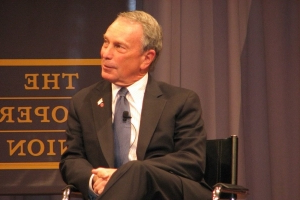 Michael Bloomberg Is The Answer To A Question Nobody Is Asking