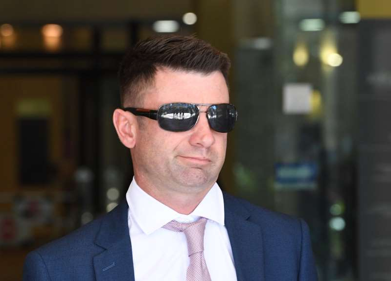 Patrick Nealon is on trial for aggravated dangerous driving occasioning the death of Nicole Lewanski, 22, at Wolli Creek.