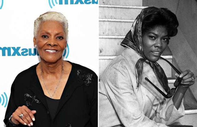 Slide 30 of 121: SINGER DIONNE WARWICK PA NEWS PHOTO 18/9/64 SINGER DIONNE WARWICK. (Photo by PA Images via Getty Images); NEW YORK, NY - MARCH 28: Dionne Warwick visits SiriusXM's Soul Town channel at the SiriusXM studios on March 28, 2019 in New York City. (Photo by Cindy Ord/Getty Images for SiriusXM)
