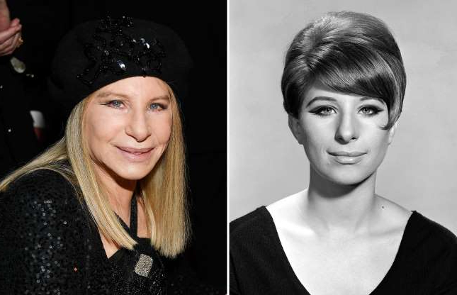 Slide 38 of 121: Portrait of American singer and actress Barbra Streisand with a beehive hairdo, November 10, 1964. (Photo by CBS Photo Archive/Getty Images); HOLLYWOOD, CALIFORNIA - FEBRUARY 24: (L-R) Spike Lee, winner of Adapted Screenplay for ''BlacKkKlansman,' and Barbra Streisand attend the 91st Annual Academy Awards Governors Ball at Hollywood and Highland on February 24, 2019 in Hollywood, California. (Photo by Kevork Djansezian/Getty Images)