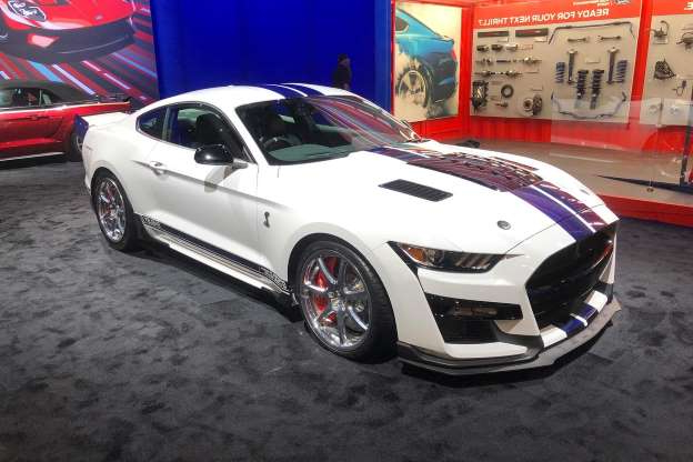 Slide 58 of 649: 004-ford-booth-sema-2019-mustang-shelby-concept.jpg