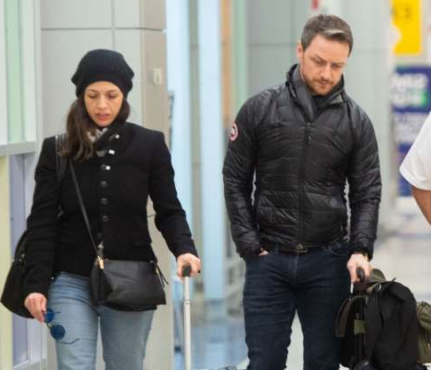 Slide 6 of 52: More than three years after splitting from actress wife Anne-Marie Duff, James McAvoy has quietly married Lisa Liberati, the Mail On Sunday reported on Oct. 26. Lisa -- whom James met on the Philadelphia set of