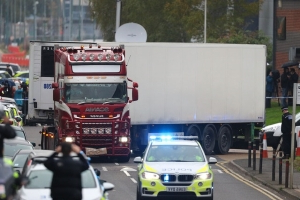 Two 15-year-olds among victims as police name 39 who died in Essex lorry