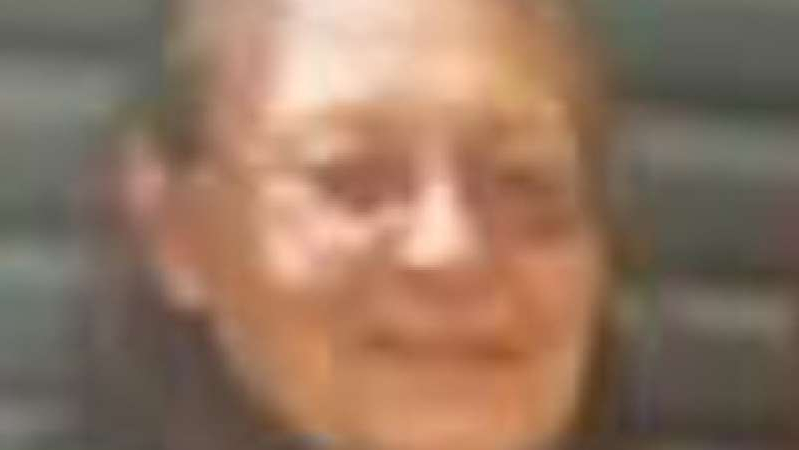 a blurry image of a person: Vivian Chaplain, 69, died in the blaze at Wytaliba. (Supplied)